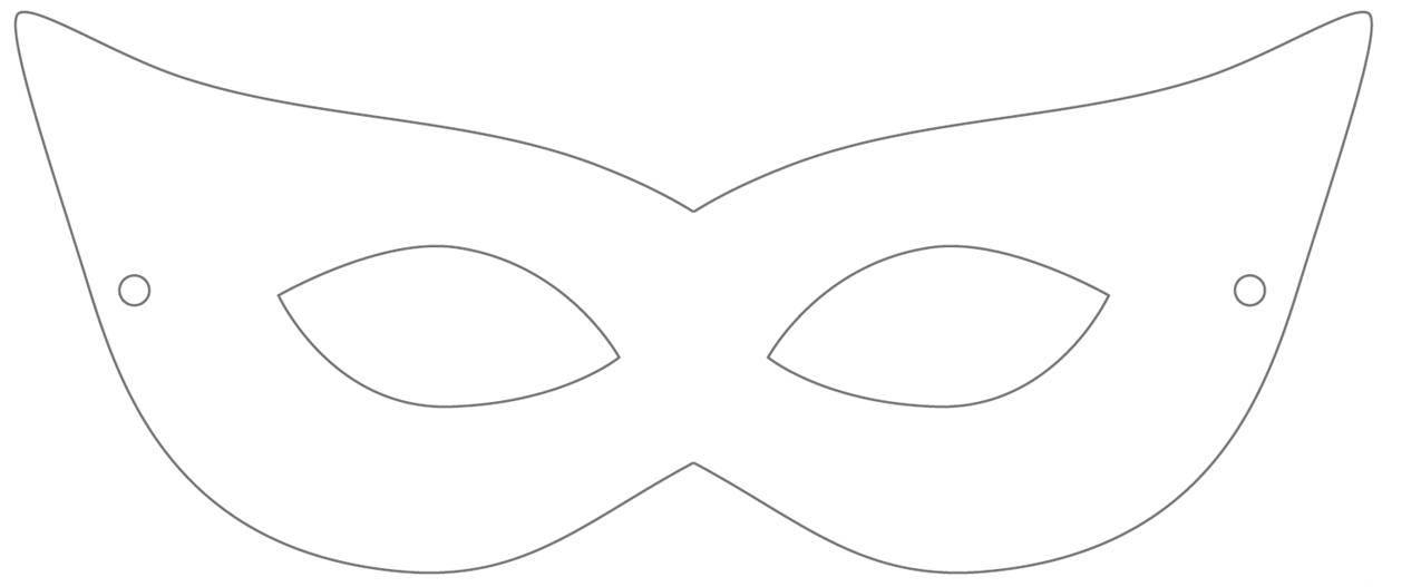 Masquerade Masks Templates | New Calendar Template Site