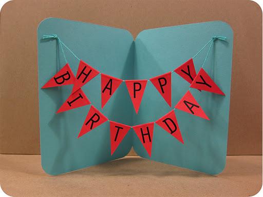 Подарки своими руками открытки на день рождения