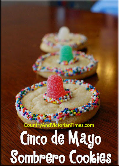 cinco 5 de mayo cookie cookie spinkles sprinkle gum drop icing