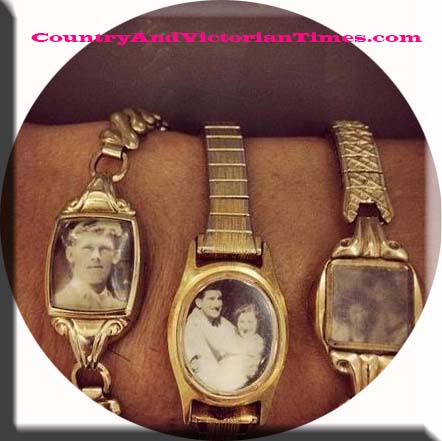 watch watches picture pictures victorian old antique not working