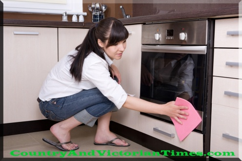 Cleaning home with minimum efforts