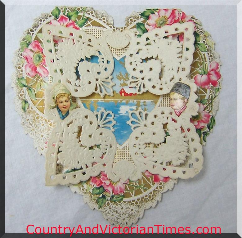 1890-1900-Valentine-DieCut