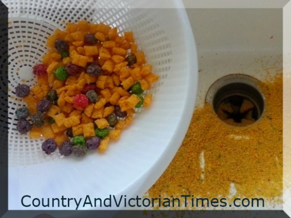 cereal shifting