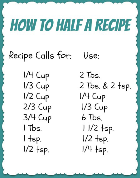 How-to-Half-a-Recipe