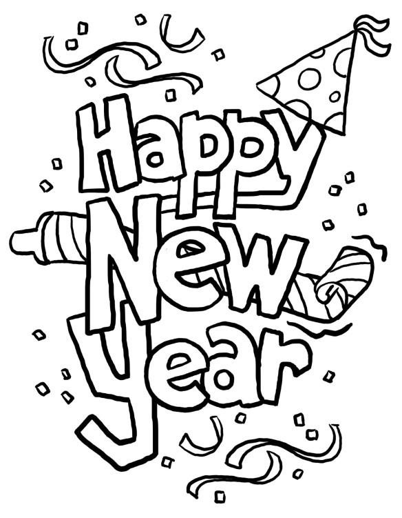 Happy-New-Year-2015-Coloring-Page-3