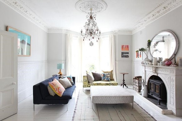 How To Create Modern Victorian Interiors By Zoe Clark Country Victorian Times