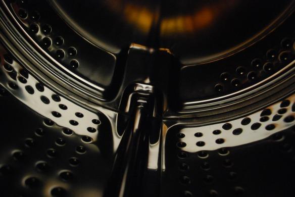 Washing machine - drum